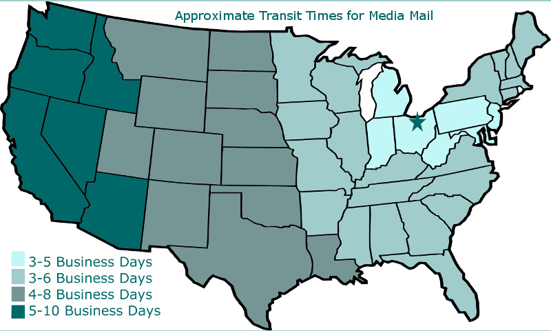 Transit Time Map