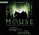 House Audio CD Ted Dekker Frank Peretti *Scratch & Dent*