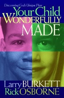 Your Child: Wonderfully Made: Parenting from God's Blueprint for You and Your Child *Scratch & Dent*
