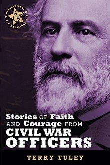 Stories of Faith & Courage from Civil War Officers (Battlefields & Blessings) *Scratch & Dent*