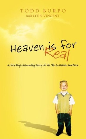 Heaven is for Real: A Little Boy's Astounding Story of His Trip to Heaven and Back, Deluxe Edition *Scratch & Dent*