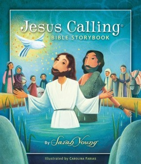 Jesus Calling Bible Storybook *Scratch & Dent*