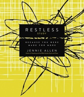 Restless Study Guide: Because You Were Made for More *Scratch & Dent*
