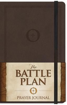 The Battle Plan Prayer Journal Pocket Size