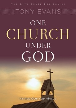 One Church Under God: His Rule Over Your Ministry (Life Under God) *Scratch & Dent*