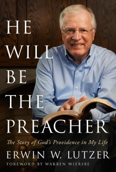 He Will Be the Preacher: The Story of God's Providence in My Life *Scratch & Dent*