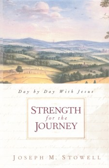 Strength for the Journey: Day-by-Day with Jesus *Scratch & Dent*