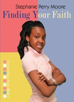 Finding Your Faith (Yasmin Peace Series)