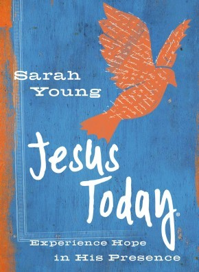 Jesus Today Teen Cover: Experience Hope in His Presence