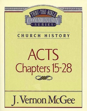 Acts Chapters 15- 28