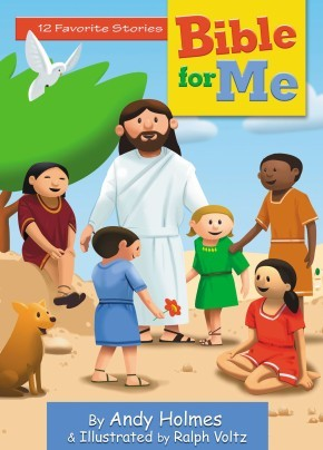 Bible for Me: 12 Favorite Stories *Scratch & Dent*