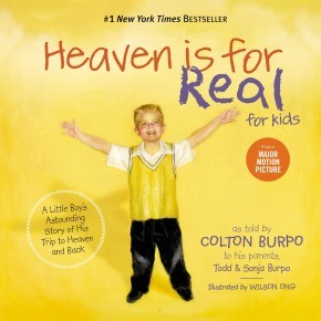 Heaven is for Real for Kids: A Little Boy's Astounding Story of His Trip to Heaven and Back *Scratch & Dent*