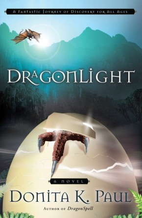 DragonLight (Dragon Keepers Chronicles, Book 5)