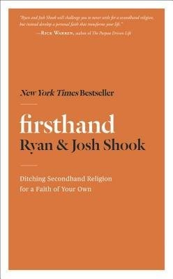 Firsthand: PB Ditching Secondhand Religion for a Faith of Your Own
