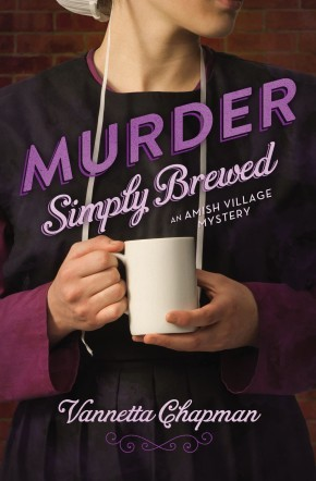 Murder Simply Brewed (An Amish Village Mystery)