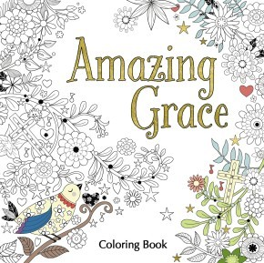 Amazing Grace Coloring Book (Coloring Faith)