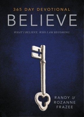 Believe Devotional: What I believe. Who I am becoming. *Scratch & Dent*