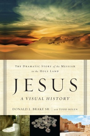Jesus, A Visual History: The Dramatic Story of the Messiah in the Holy Land *Scratch & Dent*