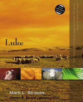 Luke (Zondervan Illustrated Bible Backgrounds Commentary) *Scratch & Dent*